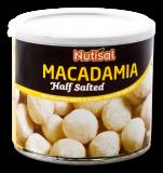 Макадамия, полусолена